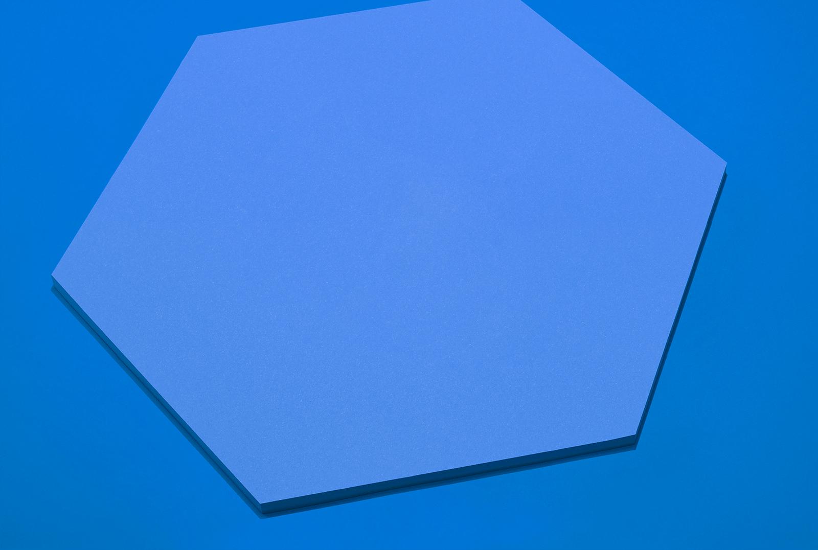 Blue Kaleido