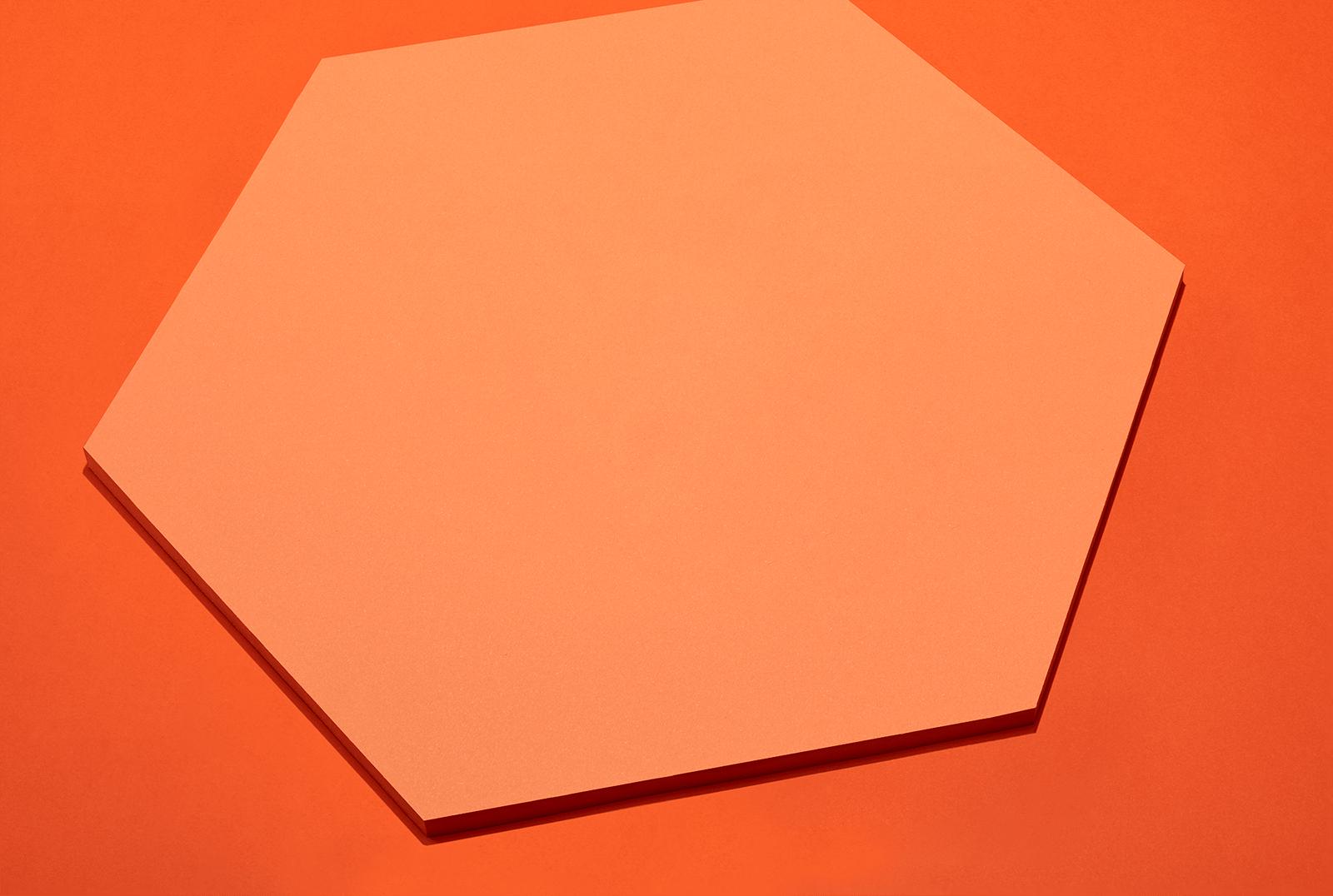 Orange Kaleido