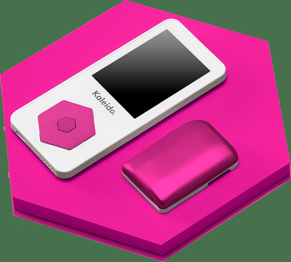 Pink Kaleido