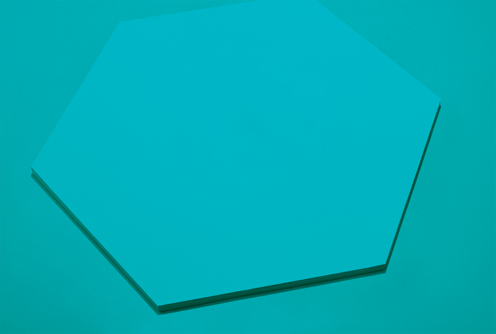 Turquoise Kaleido